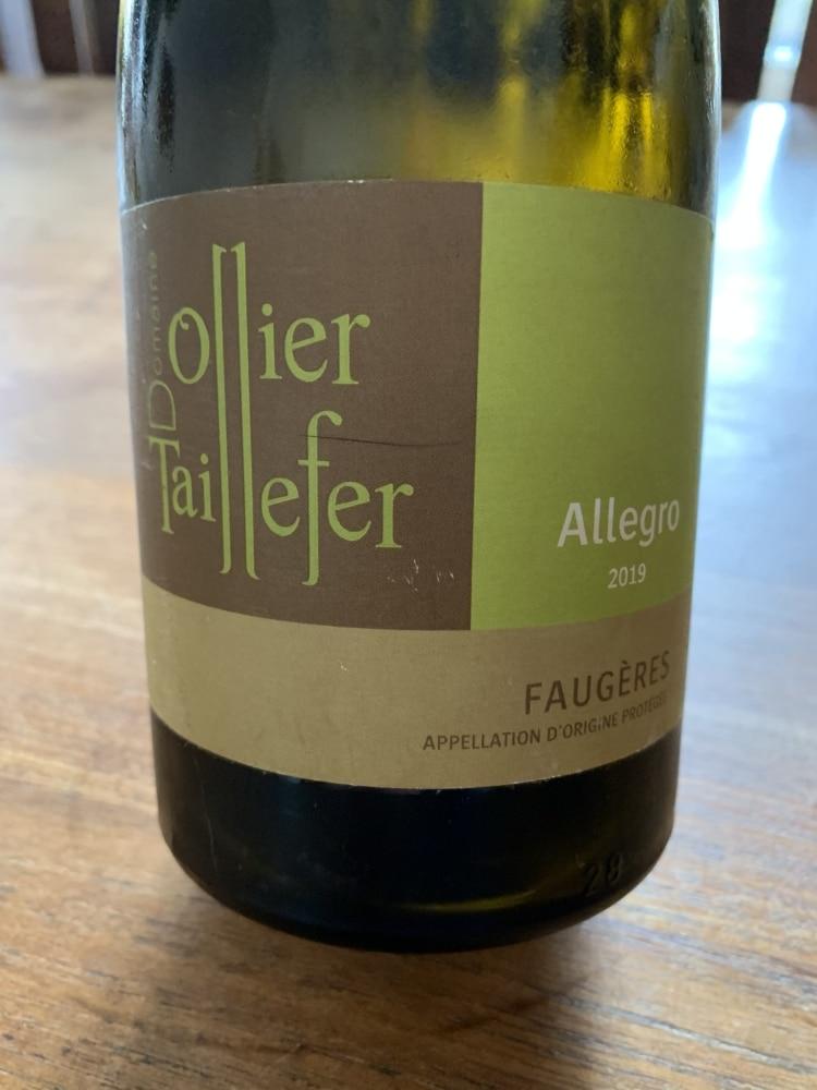 Allegro Ollier Taillefer
