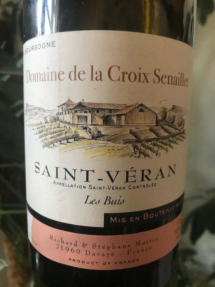 La Croix Senaillet St Veran