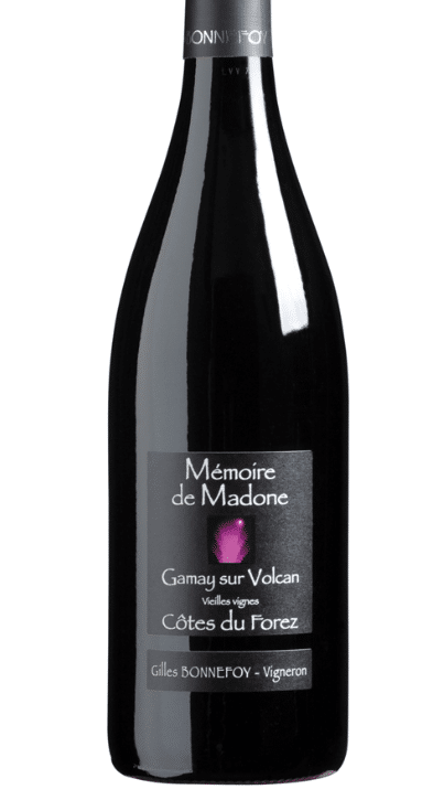 Vins de la Madone Mémoire de Madone 2020