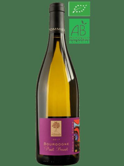 Isabelle et Denis Pommier Pinot Beurot 2019