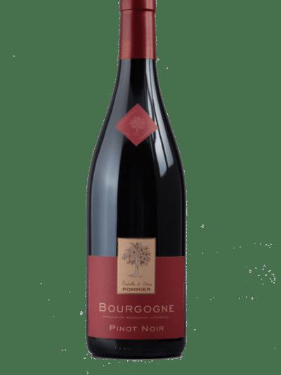 Isabelle et Denis Pommier Pinot Noir 2019