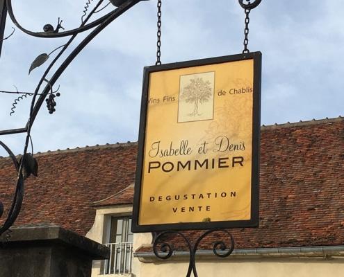 Isabelle et Denis Pommier